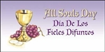 All Souls Mass Remembrance Bilingual Offering Envelope