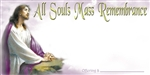 All Souls Mass Remembrance Offering Envelope