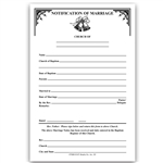 Marriage Notification