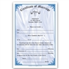 Marriage Certificate 2-Color