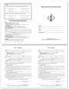 Pre- Nuptial Investigation Questionnaire Forms