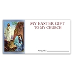 Easter offering Envelope