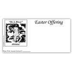 He Is Risen Easter Offering Envelope