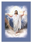 2019 Easter Spiritual Bouquet Card - Christ the Savior