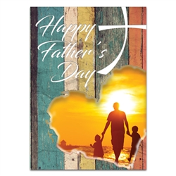 Father's Day Spiritual Bouquet Card
