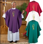 Cambridge Eucharistic Chasuble  - Available In Four Colors