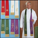 Jacquard Clergy Stole