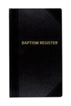 Church Baptism Register