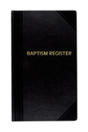 Church Baptism Register- Economy