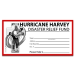 Disaster Relief Envelope