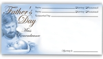Fathers day offering envelope
