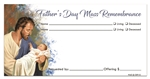 2019 Father's Day Mass Remembrance Envelope