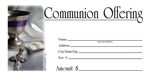 S6514 - Communion Offering Envelope - Full Color