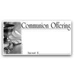 Church Fuel Collection Envelope