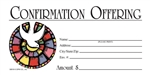 S6519 - Confirmation Offering Envelope - Full Color