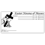 Easter Novena offering Envelope