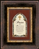"Timothy 4:2 Pastor Appreciation Framed Tabletop Christian Verse - 8"" x 10"""