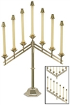 7 Branch Candlestick