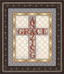 Amazing Grace Wall Art - -19 x 22