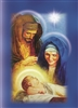2018 Christmas Spiritual Bouquet Card - Christ the Savior is Born