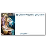 Christmas Gift Envelope