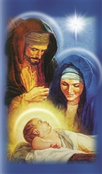 2018 Christmas Folder - Christ the Savior is Born
