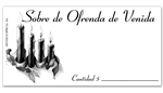 Spanish Advent Offering Envelope
