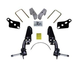 "Jake's Club Car DS Spindle 6"" Lift Kit 4-Wheel Brakes"