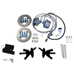 Jake's Front Disc Brake Kit - Club Car Precedent (04-08)  w/ Long Travel