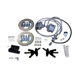 Jake's Front Disc Brake Kit - Club Car Precedent (08.5+)  w/ Long Travel