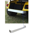 Stainless Rear Bumper Cover for E-Z-GO TXT (01+)