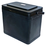 Large Capacity Cooler with Optional Bracket