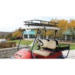 Club Car Precedent Roof Storage Rack