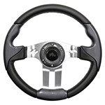 "13"" Aviator 5 Carbon Fiber / Aluminum Steering Wheel"
