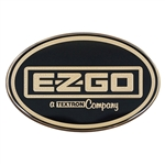 Emblem for E-Z-GO Workhorse - Black & Gold