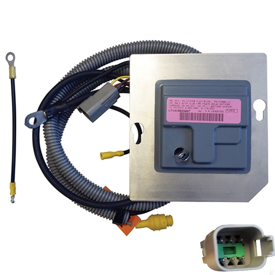 Cgr 028 48 Volt On Board Computer For Powerdrive W Club Car Wiring Diagram 48v Obc Ds 1033594 01 103251301 102852001