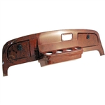 Woodgrain Dash for EZ GO TXT (94-13)