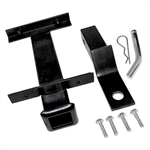 Bumper Hitch for Rear Seat Kits