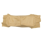 Tan Seat Back Cover for EZ GO Med/TXT (94-13)