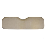 Stone Beige Seat Back Assembly for (16+) E-Z-GO RXV