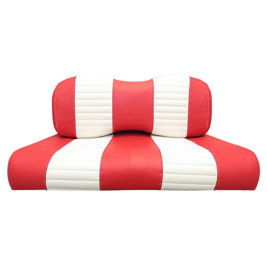 Yamaha Drive Red White Seat Cover