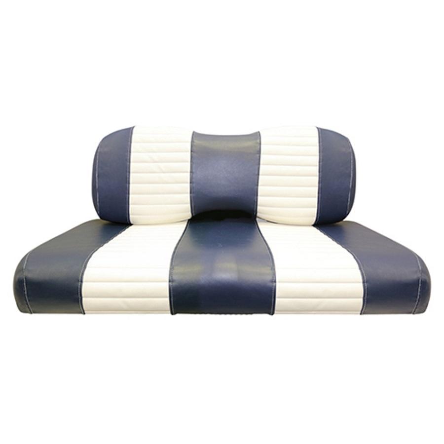Yamaha Drive Navy White Seat Cover