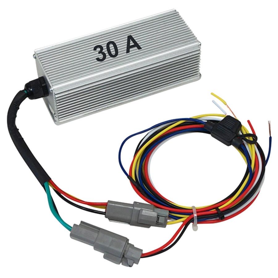 Golf Cart Voltage Reducer 30 Amp Voltage Reducer