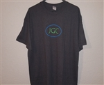 X-Large Jason's Golf Carts T-Shirt (Dark Grey)