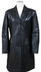 lambskin walking coat