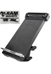 Diamond Base Plate with Standard Sized Length Arm & RAM-HOL-MP1U Multi-Pad Organizer