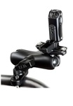Handlebar Mount with Zinc U-Bolt (Fits .5 to 1.25 Dia.), Standard Sized Length Arm & Venom Camera Adapter