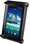 Universal Cradle for Tablets WITH Case/Cover/Skin Including: BlackBerry PlayBook, Dell Streak 7, Samsung Galaxy, Barnes & Noble NOOKcolor
