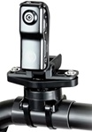 Rail Easy Mount Strap Base (Road and Mountain Bicycles) with Swivel Feature and Venon Camera Adapter