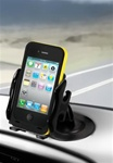 "Lil' Buddy Universal Mount with RAM-HOL-UN5U Large Holder (Fits Device Width 1.75"" to 3.5"") with Rubber Bumpers (Fits Most Smartphones with Cover/Case iPhone, Droid, etc.)"